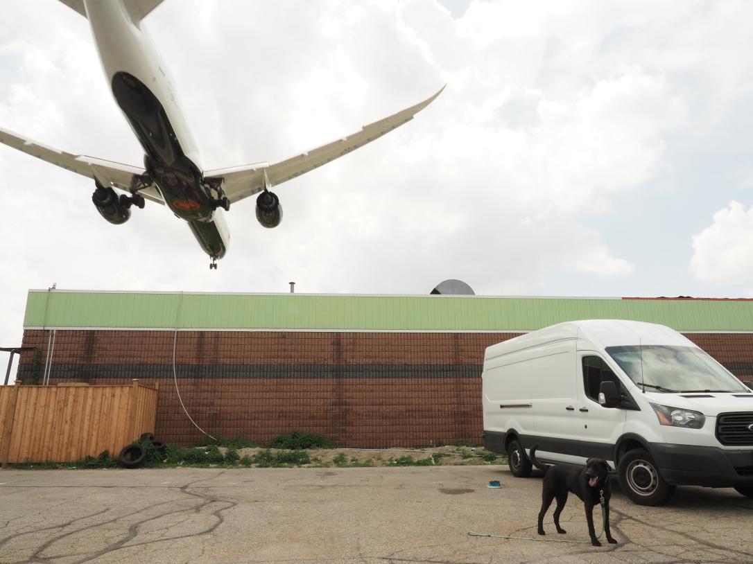 Porter Versus Air Canada